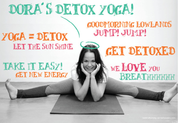 Dora's Detox Yoga