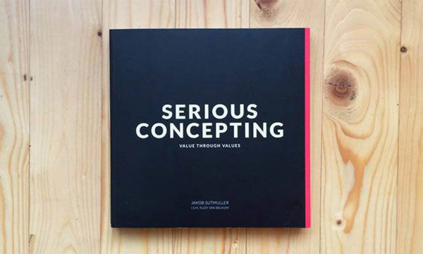 Serious Concepting Book