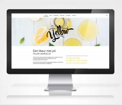 Yellow Limoncello